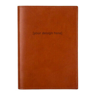 Fotostrap Genuine Leather Journal Cover (Cognac)