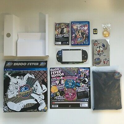 Persona 4: Dancing All Night Disco Fever Collector's Edition - PlayStation Vita