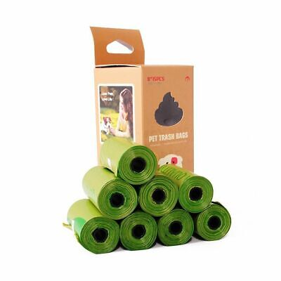 Compostable Dog Waste Bag Storage Biodegradable Pet Poop Garbage Trash Dispenser