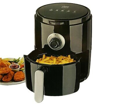 Cuisine Edition Heissluftfritteuse Brotbackautomat 8/1 Fritteuse 3 L Grill Ofen