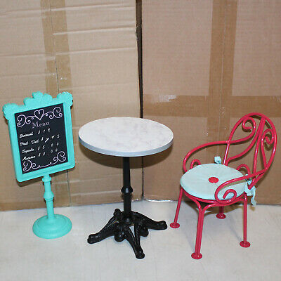American Girl Grace's Bistro Set for Doll