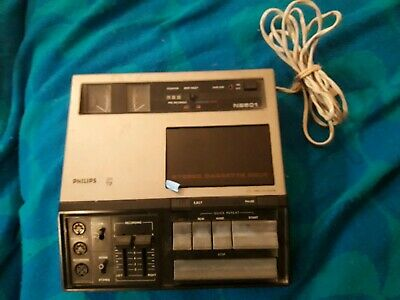 Stereo Cassette Philips Type N2501 Anni 70
