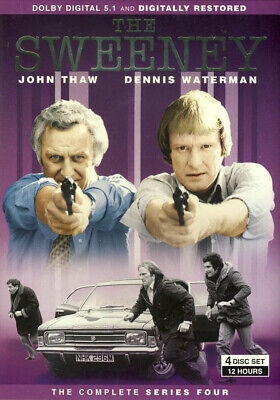 The Sweeney - The Série Complète 4 (Coffret) ( Neuf DVD