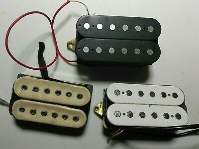 Another Lot of 3 Pickups from estates  Humbuckers Vintage