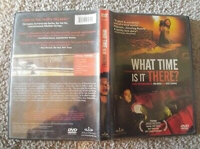 What Time Is It There? - 2002 DVD - very good - ships global