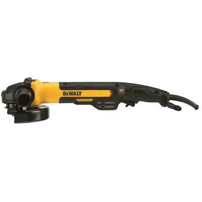 Dewalt-DWE43840CN 7 in. Brushless Small Angle Grinder, Rat Tail, with