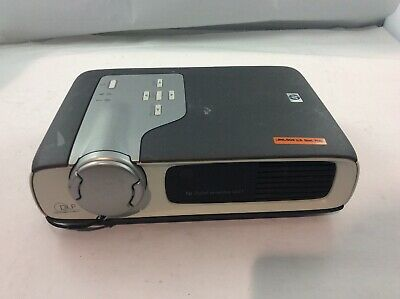HP SB21 DLP Portable Projector Refurbished HD 1080i Remote TeKswamp bundle