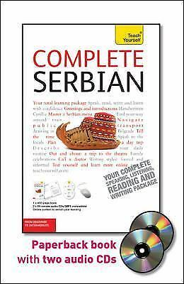 Complete Serbian with Two Audio CDs: A Teach Yourself Guide (TY: Language Guide