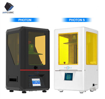 CA ANYCUBIC Photon S | Photon LCD 3D Printer UV Resin Light-Cure Off-line Print