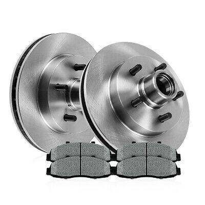 93-94 Ford Explorer 2 W//D ABS Brake Front Rotors NEW OE
