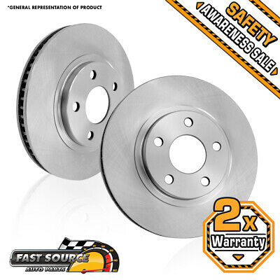 Front Brake Rotors For Chevy Impala Monte Carlo Buick Lucerne V6 CX CXL SS