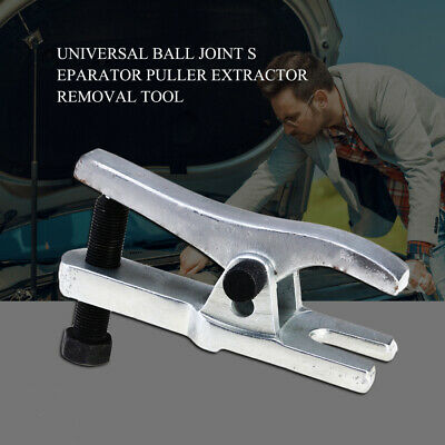 Universal Ball Joint Tie Rod Separator Press Puller Extractor Push Removal Tool