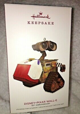 Hallmark Keepsake Christmas Ornament 2018 Year Dated, Disney/Pixar WALL-E