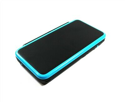 Nintendo New 2DS XL Black/Turquoise Handheld System (Discounted)