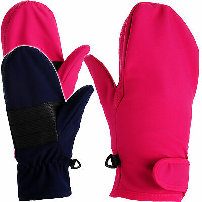 Softshell_Mittens/Mittens - with Long Shank +