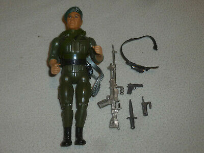 "RAMBO Coleco Rambo and forces freedom /""Max/"" Custom Team Dr Hyde X-Ray..."