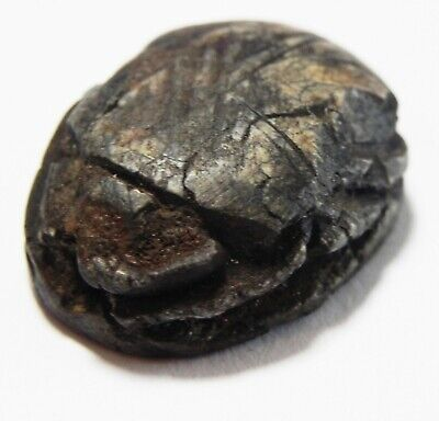 Zurqieh -As15985- Ancient Egypt. New Kingdom Large Stone Scarab. 1400- 1200 B.c