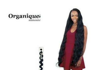 "40"" inches Body Wave Hair Weave LONG ponytail organique mastermix"
