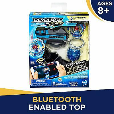 BEYBLADE Burst Evolution Digital Control  HASBRO Genesis Valtryek V3 Bluetooth
