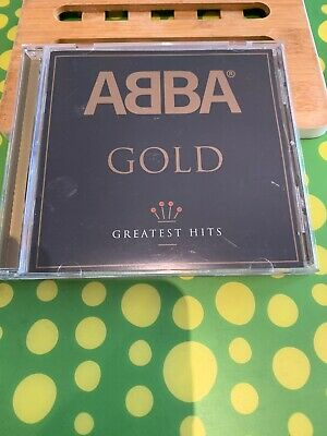 ABBA Gold Greatest Hits Cd Disc Like New