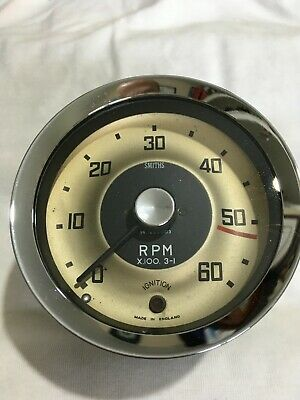 Refurbished Austin Healey Tachometer / Rev Counter RN2351/03 100/6 & 3000