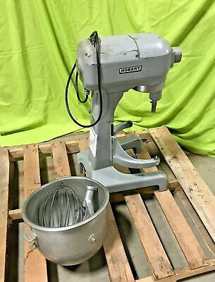 Hobart 20 Quart Planetary Mixer A-200 Donut Bakery Mixer With Attachments