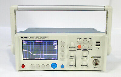 MOHR CT-100 Automatic Metallic TDR Cable Tester CT100