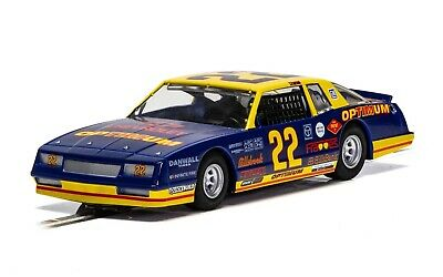 Scalextric Chevrolet Monte Carlo Stock Car Twin Pack Slot  1//32 Nascar