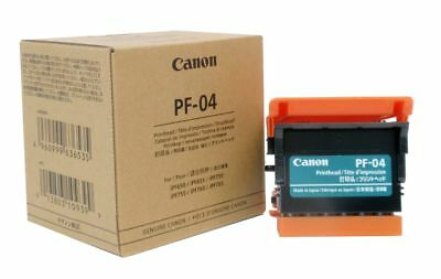 Canon IPF PF-10 RESTORING SERVICE.  You Must  Send In The PRINT HEAD!