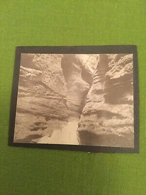 """Antique 4""""x5"""" Photo Dalles Of Wisconsin Mounted On Board"""
