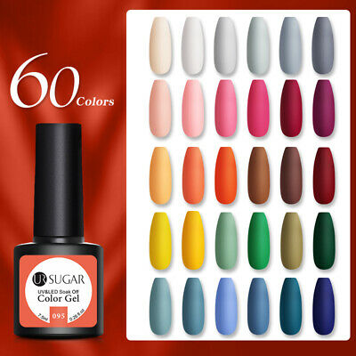 UR SUGAR 7.5ml Esmalte De Uña De Gel UV LED Fall Winter Soak off UV Gel Manicura