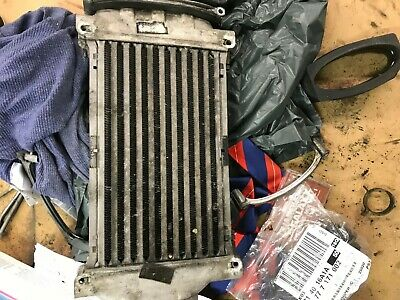 BMW Mini Cooper S R52 R53 Supercharger Intercooler Radiator Charge Cooler Cover