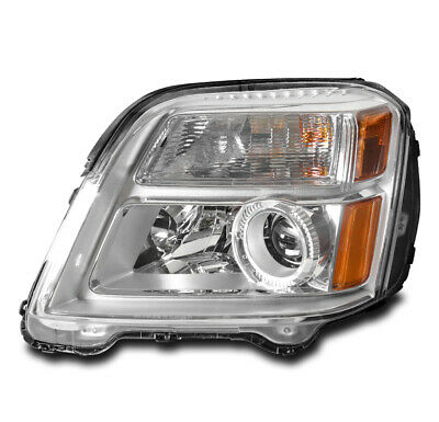 For 10-15 Gmc Terrain Suv Projector Headlight Headlamp Lamp Driver Left Lh Side