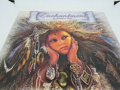 Vintage Josephine Wall Enchantment 1998 Calendar Nice Condition