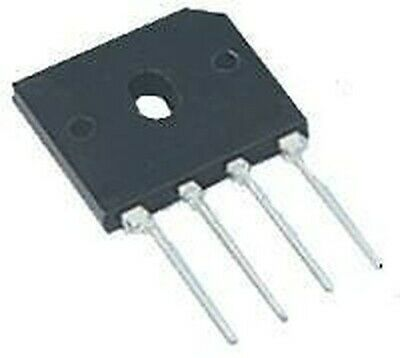 Diodes - Bridge Rectifiers - Bridge RECTIFIER 4A 600V GBU
