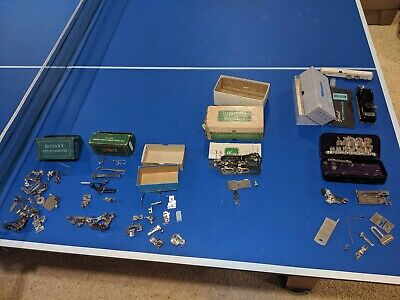 lot: Vintage singer sewing machine attachments buttonhole