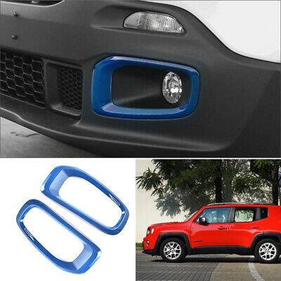 For Jeep Renegade 2015-2020 ABS Silver Steering Wheel Height Adjustment Trim 1PC