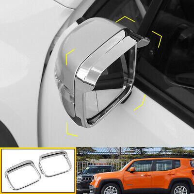 Set Car Shades compatible with Jeep Renegade 5 doors 2015