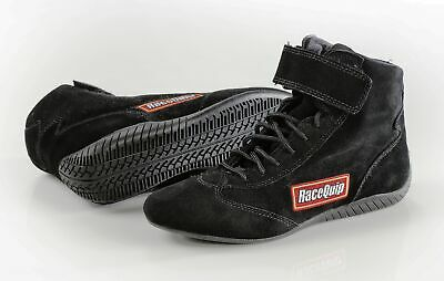 Crow Enterprizes 23110 Sprint Car Leather Driving Shoes Back Leather Size 11