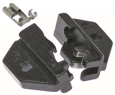 Crimpbacken Angled Pressbereich 1-2, 5mm ² Cable Lug Uninsulated