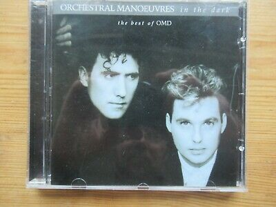 Orchestral Manoeuvres In The Dark - The Best Of OMD (CD)