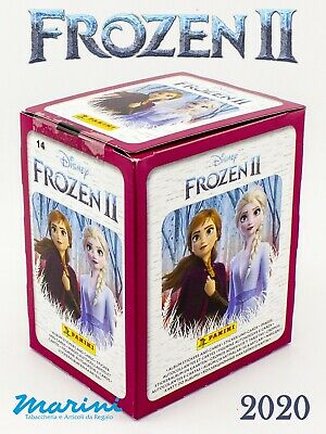 Frozen 2 Il Segreto Di Arendelle Box Da 50 Bustine Figurine Stickers E Card 2020