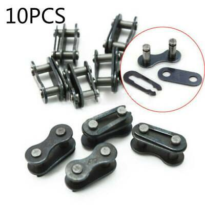 10x Chain Joint Links Bicycle Single Speed Repair Accessories Brand New Useful