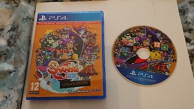 Shantae Half Genie Hero Ultimate Edition PS4 Game