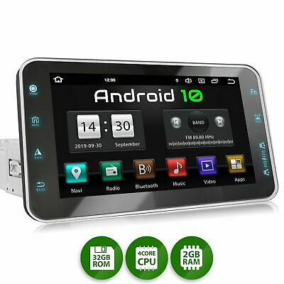8 Zoll Autoradio Android9 Navigation GPS Bluetooth 2USB SD Wlan WIFI Touchscreen