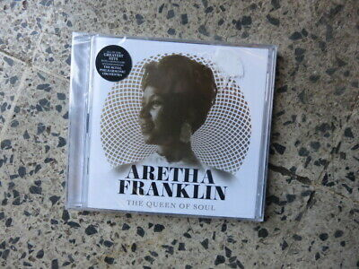 ARETHA FRANKLIN THE QUEEN OF SOUL TWO CD  (Released 23/11/2018)