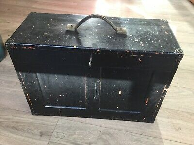 Vintage 1 drawer engineers toolbox