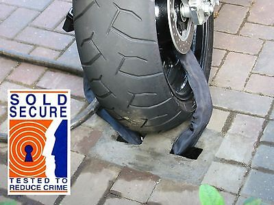 MOTORCYCLE MOTORBIKE INSURANCE APPROVED SECURITY ANCHOR Yanchor (original)