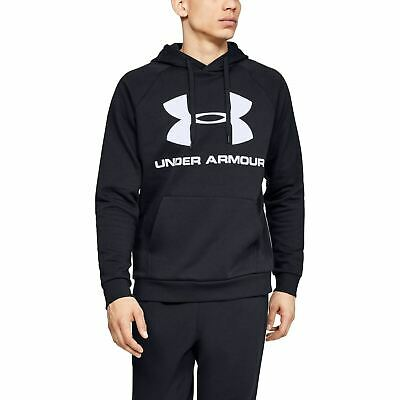 1345628] MENS UNDER Armour Rival Fleece Sport Style Hoodie