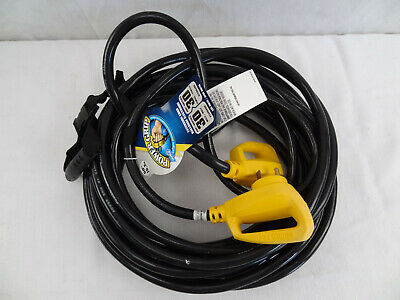 Camco 55197 Rv 50 30 Amp Male And 30 Amp Female Powergrip Extension Cord 120 09 Picclick